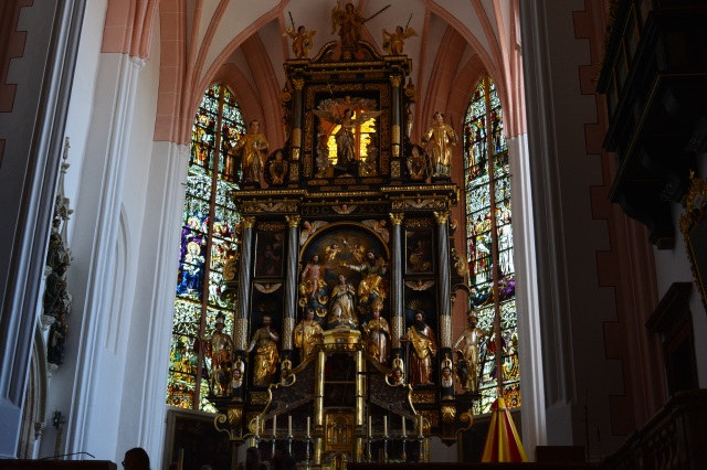 The church where Maria and the Captain were married