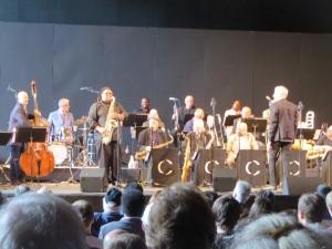 The Bob Mintzer Big Band with Dayna Stephens on tenor sax