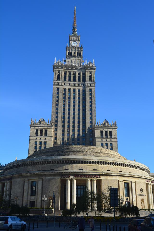 Palace of Culture and Science aka