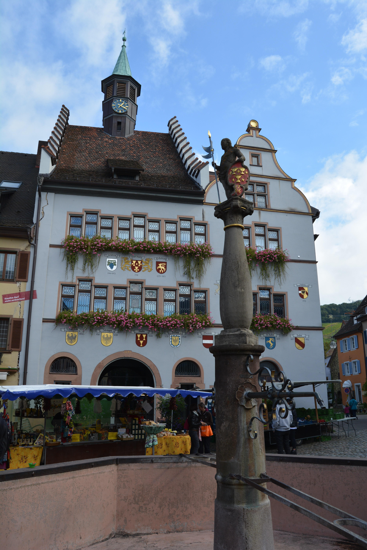 Bad Krozingen & Staufen: Getting into Hot Water  Never Left Home